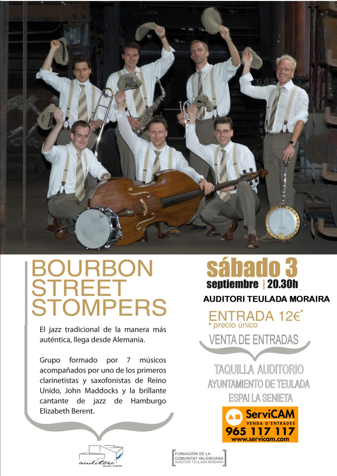 The Bourbon Street Stompers
